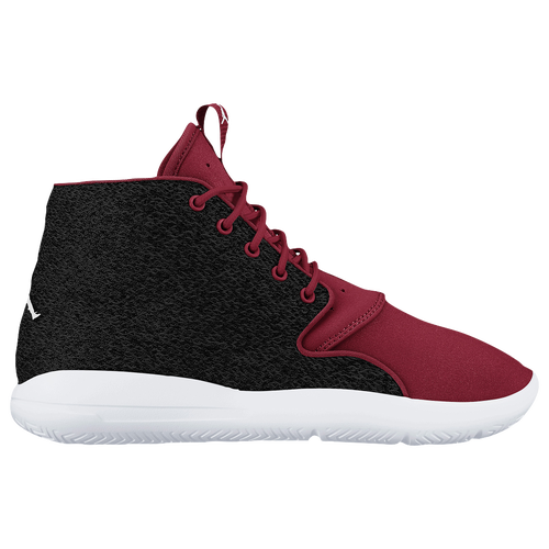 eb493dff4b3a Jordan Eclipse Chukka - Boys  Grade School - Casual - Shoes - Black White Gym  Red White