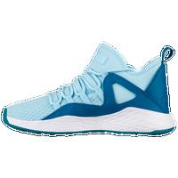 jordan shoes light blue