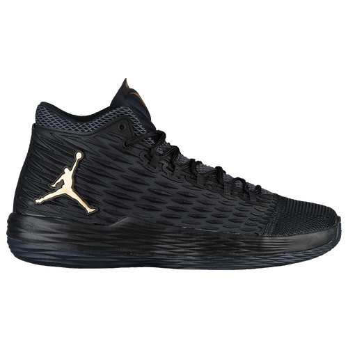 Jordan Melo M13 - Men\u0027s - Carmelo Anthony - Black / Gold