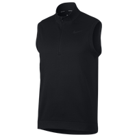 Nike Therma Repel Golf Vest - Men's - All Black / Black