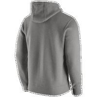 3f7d3ebca92b Nike NFL Pullover Fleece Club Hoodie - Men s - Seattle Seahawks - Grey    Navy