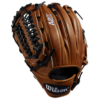 Wilson A2K D33 Fielder's Glove - Men's - Brown / Black