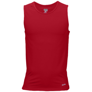 Eastbay Team Compression Track Singlet - Men's - Scarlet