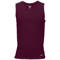 Eastbay Team Compression Track Singlet - Men's - Maroon / Maroon
