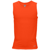 Eastbay Team Compression Track Singlet - Men's - Orange / Orange