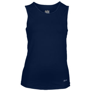 Eastbay Team Compression Track Singlet - Women's - Navy