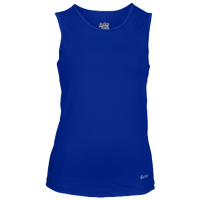 Eastbay Team Compression Track Singlet - Women's - Blue / Blue