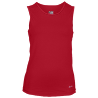 Eastbay Team Compression Track Singlet - Women's - Red / Red