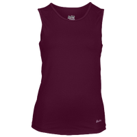 Eastbay Team Compression Track Singlet - Women's - Maroon / Maroon