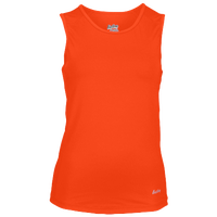 Eastbay Team Compression Track Singlet - Women's - Orange / Orange