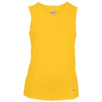 Eastbay Team Compression Track Singlet - Women's - Gold / Gold
