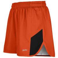 "Eastbay Team 2"" 2 Color Split Track Short 2.0 - Men's - Orange / Black"