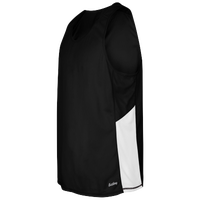 Eastbay Team Two Color Singlet - Men's - Black / White