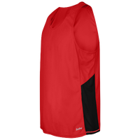 Eastbay Team Two Color Singlet - Men's - Red / Black