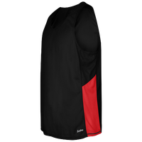 Eastbay Team Two Color Singlet - Men's - Black / Red
