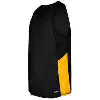 Eastbay Team Two Color Singlet - Men's - Black / Gold