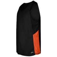 Eastbay Team Two Color Singlet - Men's - Black / Orange