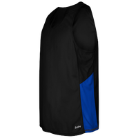 Eastbay Team Two Color Singlet - Men's - Black / Blue