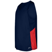 Eastbay Team Two Color Singlet - Men's - Navy / Red
