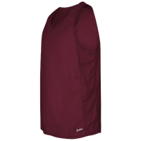 Eastbay Team Solid Track Singlet - Men's - Maroon / Maroon