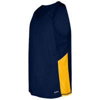 Eastbay Team Two Color Singlet - Men's - Navy / Gold