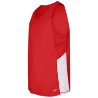 Eastbay Team Two Color Singlet - Men's - Red / White