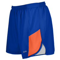 "Eastbay Team 2"" 2 Color Track Shorts - Women's - Blue / Orange"