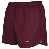 "Eastbay Team 2"" Solid Track Short 2 - Women's - Maroon / Maroon"