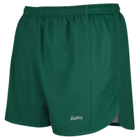 "Eastbay Team 2"" Solid Track Short 2 - Women's - Dark Green / Dark Green"