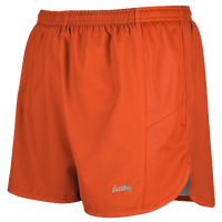"Eastbay Team 2"" Solid Track Short 2 - Women's - Orange / Orange"