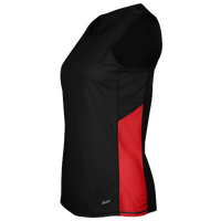 Eastbay Team Two Color Singlet - Women's - Black / Red