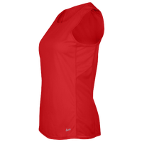 Eastbay Team Solid Track Singlet - Women's - Red / Red