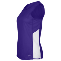 Eastbay Team Two Color Singlet - Women's - Purple / Purple