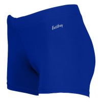 "Eastbay Team 3"" Compression Track Shorts - Women's - Blue / Blue"