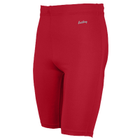 "Eastbay Team 9"" Compression Track Shorts - Men's - Red / Red"