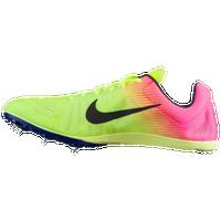 3519da1f9791 Nike Zoom D - Men s - Light Green   Pink