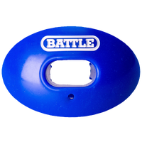 Battle Sports Oxygen Mouthguard - Adult - Blue / White