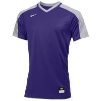 Nike Team Vapor Dri-FIT Game Top - Boys' Grade School - Purple / Grey