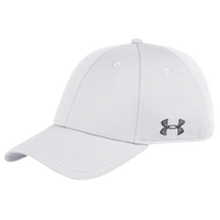 Under Armour Team Blitzing Cap - Men's - All White / White