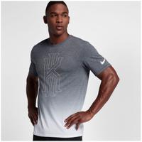 Nike Kyrie Dip Dye T-Shirt - Men\u0027s - Kyrie Irving - White / Grey