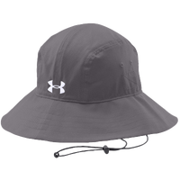 Under Armour Team Warrior Bucket Hat - Men's - Grey / White