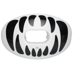 Battle Sports Oxygen Mouthguard - Adult - Preditor White/Black