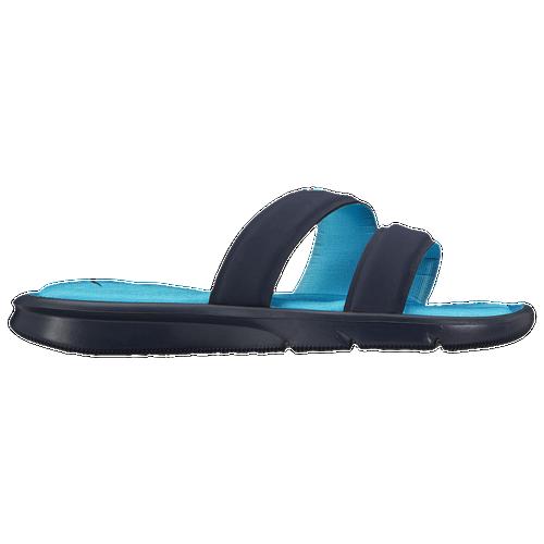 Nike Ultra Comfort Slide Women's Obsidian/Chlorine Blue 82695401