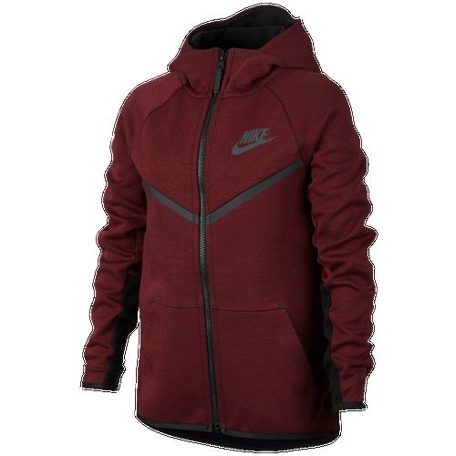 Nike Tech Fleece Hoodie - Boys  Grade School - Clothing 885f77ae049f