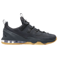 Nike LeBron XIII Low - Men's -  LeBron James - Grey / Tan