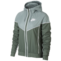 75aca0be4928 Nike Windrunner Jacket - Women s - Green   Light Green