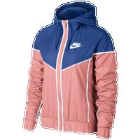 ce867192a7a3 Nike Windrunner Jacket - Women s - Pink   Blue