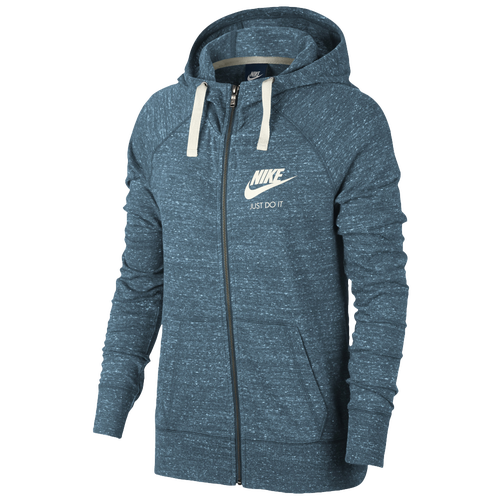 ad427017 Nike Gym Vintage Full-Zip Hoodie - Women's