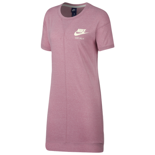 Nike Gym Vintage Dress - Women's Casual - Elemental Pink/Sail 83737678
