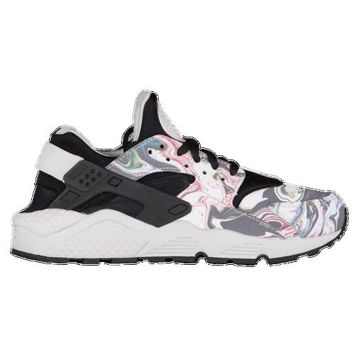 8c8dfe3496c Nike Air Huarache - Women s - Casual - Shoes - Black Black Vast Grey